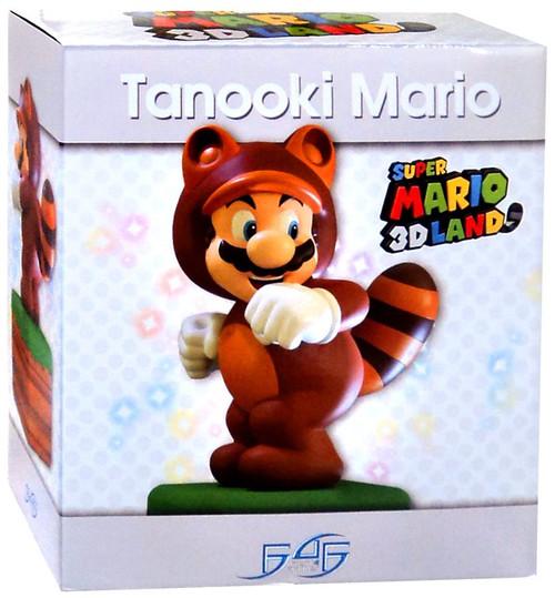 Super Mario 3D World Mario Statue [Tanooki Suit]