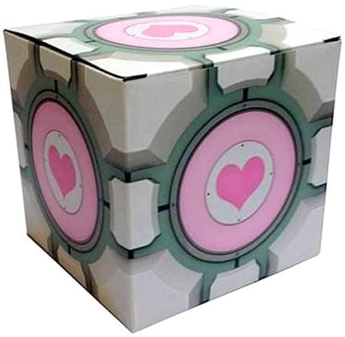 Portal 2 Companion Cube Gift Box