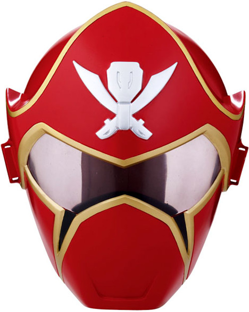 Power Rangers Super Megaforce Red Ranger Mask Roleplay Toy