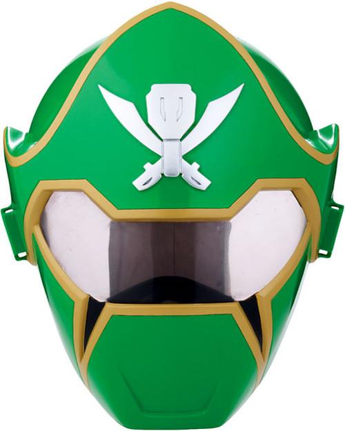 Power Rangers Super Megaforce Green Ranger Mask Roleplay Toy