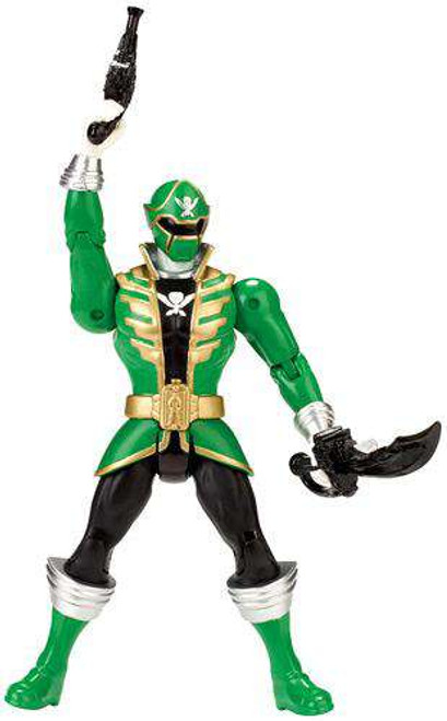 power rangers megaforce green ranger figure bandai toywiz