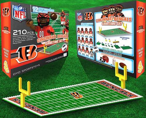 NFL Generation 1 Cincinnati Bengals Gametime Set