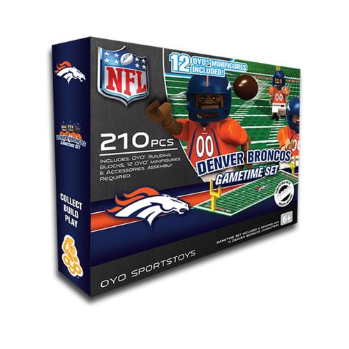 NFL Generation 1 Denver Broncos Gametime Set