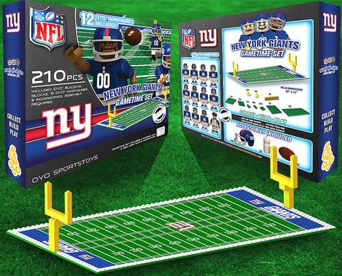 NFL Generation 1 New York Giants Gametime Set