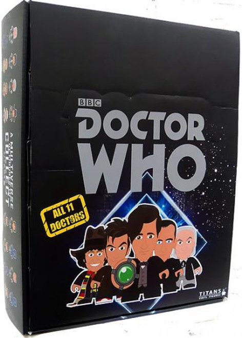 Doctor Who Series 3 Vinyl Mini Figure Mystery Box