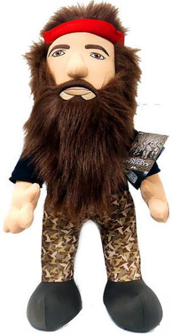 Duck Dynasty Willie 24-Inch Plush Figure [With Sound]