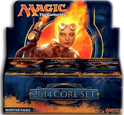 MtG Magic 2014 Booster Box [Japanese] [Sealed]