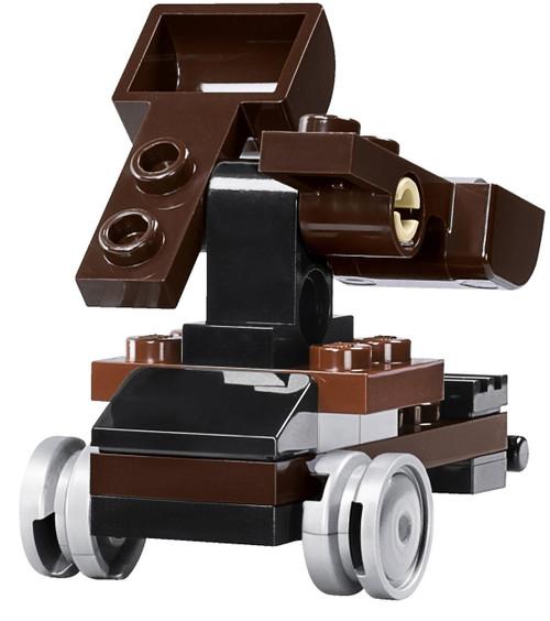 LEGO The Hobbit Loose Gundabad Catapult Minifigure Accessory [Loose]