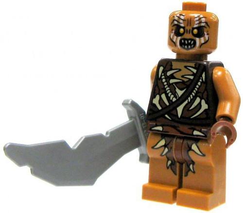 LEGO The Hobbit Loose Gundabad Orc Minifigure [Big Sword Loose]