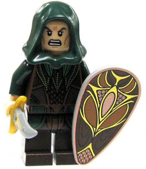 LEGO The Hobbit Loose Mirkwood Elf Minifigure [Sword & Shield Loose]