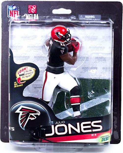 McFarlane Toys NFL Atlanta Falcons Sports Picks Series 33 Julio Jones Action Figure [Black Jersey]