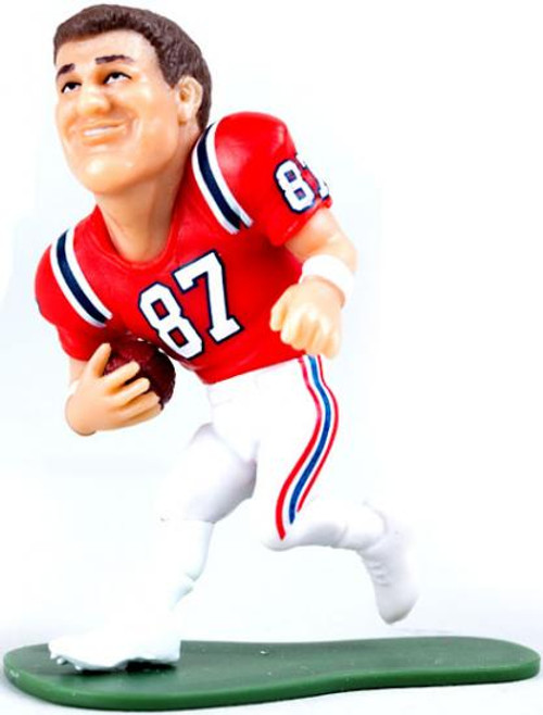 McFarlane Toys NFL New England Patriots Small Pros Series 2 Rob Gronkowski Mini Figure [Red Jersey Loose]