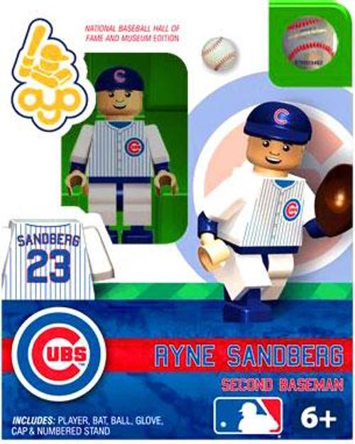 Chicago Cubs MLB Hall of Fame Ryne Sandberg Minifigure