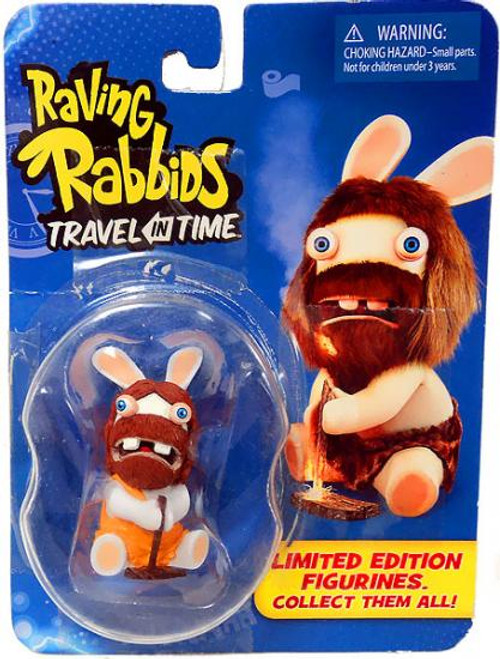 Raving Rabbids Travel in Time Caveman Collectible Figure