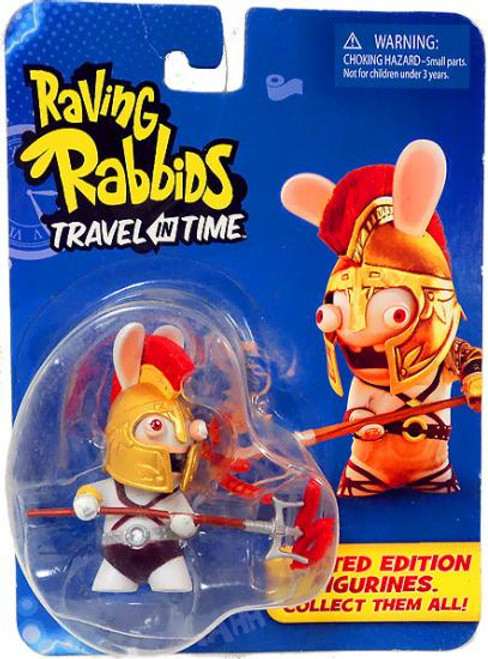 Raving Rabbids Travel in Time Gladiator Collectible Figure