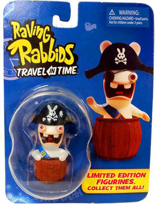 Raving Rabbids Travel in Time Pirate Collectible Figure