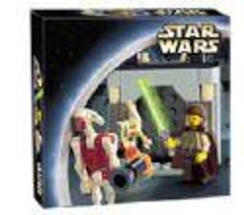 LEGO Star Wars The Phantom Menace Jedi Defense II Set #7204