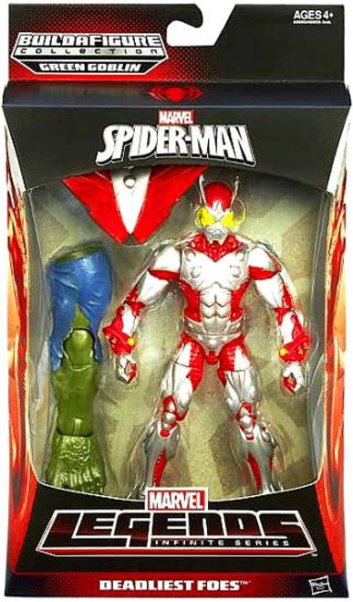 The Amazing Spider-Man 2 Marvel Legends Green Goblin Series Beetle Action Figure [Deadliest Foes]