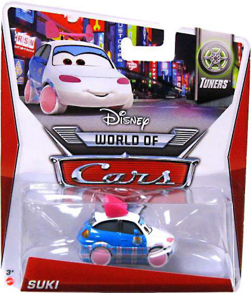 Disney Cars The World of Cars Series 2 Suki Diecast Car #2 of 8