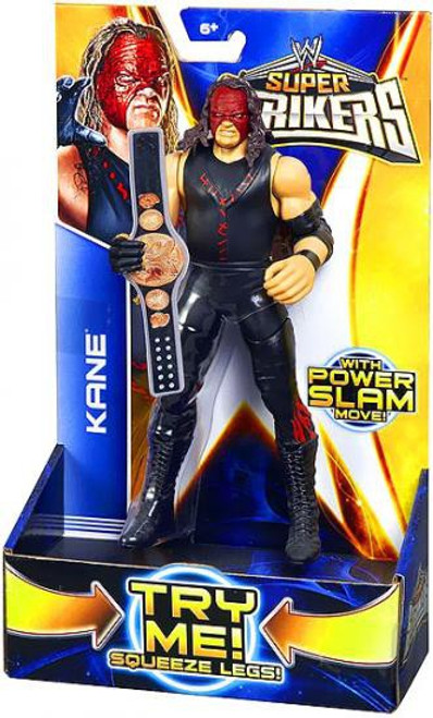 WWE Wrestling Super Strikers Kane Action Figure