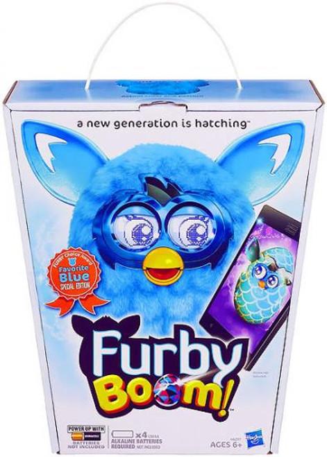 Furby Boom! Favorite Blue Figure [Special Edition]