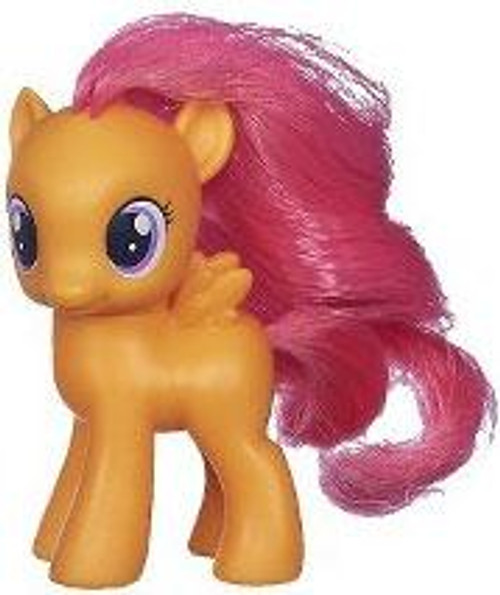 My Little Pony 3 Inch Loose Scootaloo Collectible Figure [Loose]