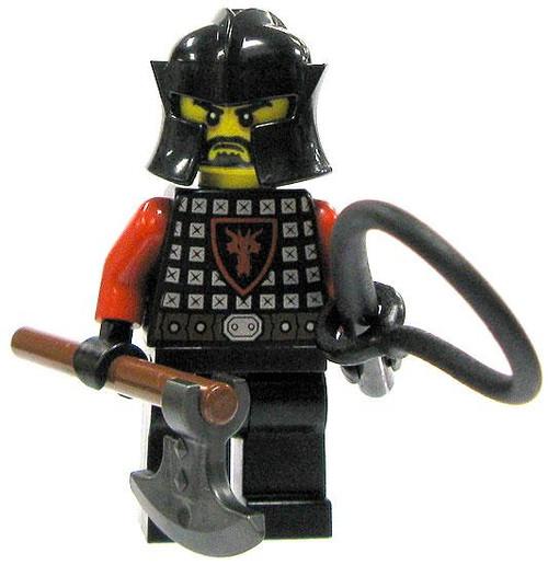 LEGO Castle Loose Dragon Soldier Minifigure [Axe & Whip Loose]