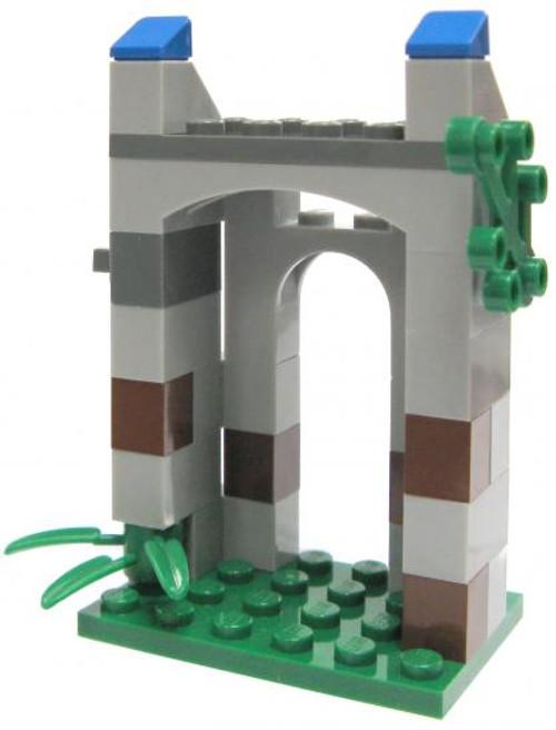 LEGO Castle Terrain Sets Stone Arch [Loose]