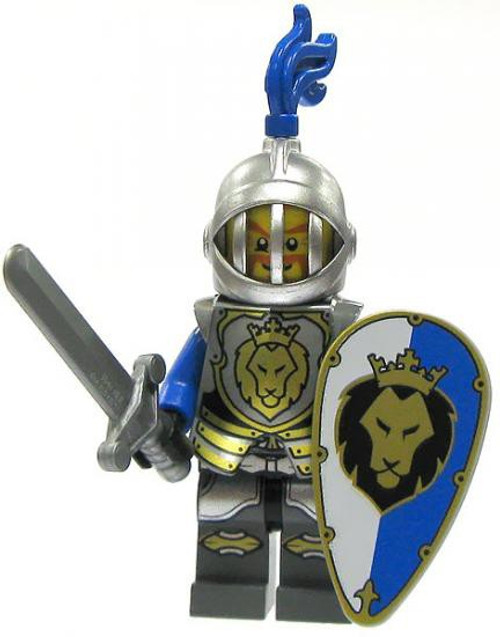 LEGO Castle Loose King's Knight Minifigure [Heavy Armor Loose]