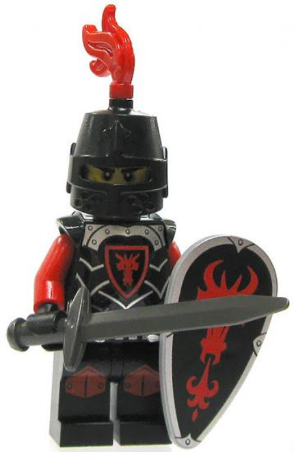 LEGO Castle Loose Dragon Soldier Knight Minifigure [Heavy Armor Loose]