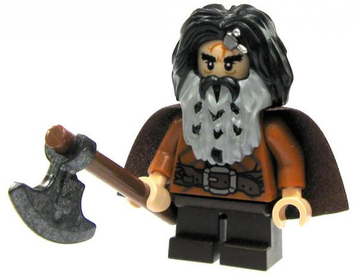 LEGO The Hobbit Loose Bifur Minifigure [Loose]