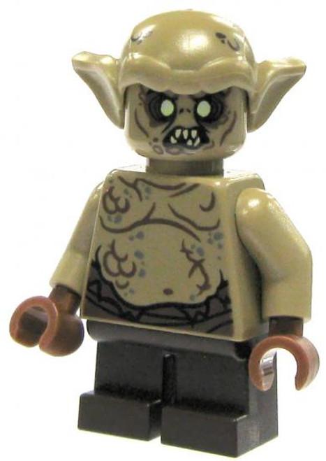 LEGO The Hobbit Loose Goblin Scribe Minifigure [Loose]
