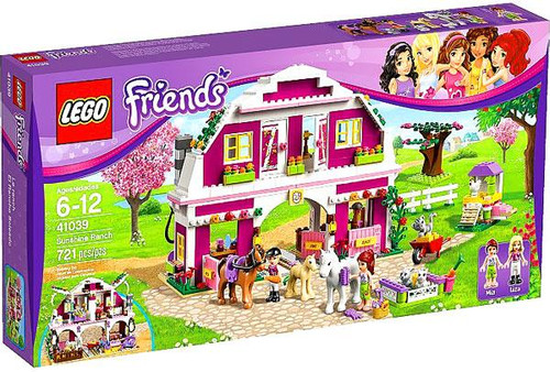 LEGO Friends Sunshine Ranch Set #41039