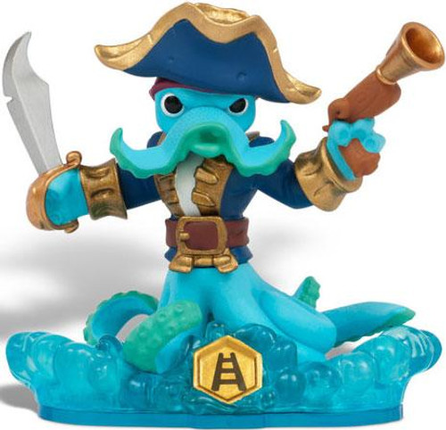 Skylanders Swap Force Loose Swappable Wash Buckler Figure [Loose]