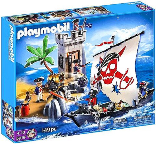 Playmobil Pirates Pirate Bastion Set #5919