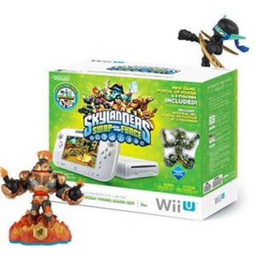 Skylanders Wii U Swap Force Starter Pack [Limited Edition]