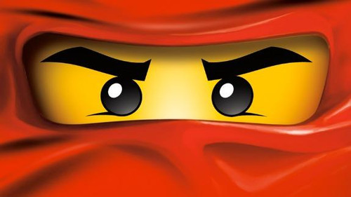 LEGO Ninjago Beware the Nindroids Poster