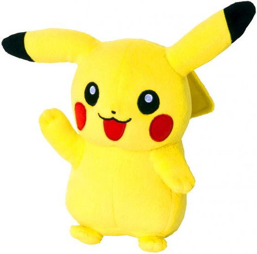 Pokemon TOMY Pikachu 8-Inch Trainer's Choice Plush