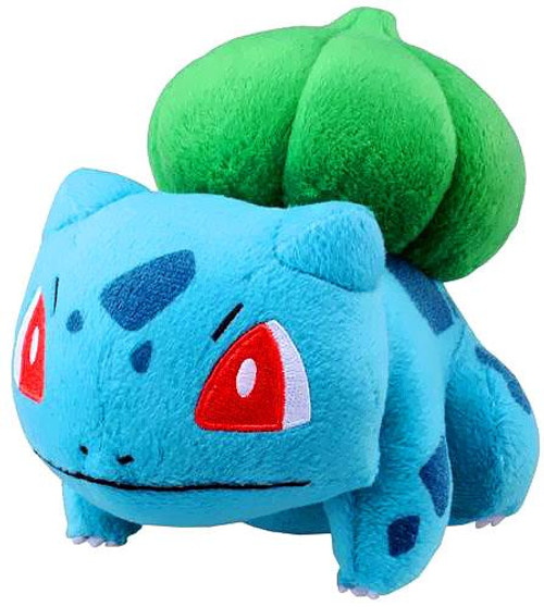 Pokemon TOMY Bulbasaur 8-Inch Trainer's Choice Plush