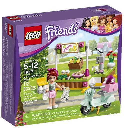 LEGO Friends Mia's Lemonade Stand Set #41027