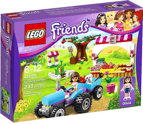 LEGO Friends Sunshine Harvest Set #41026
