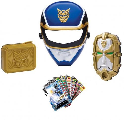 Power Rangers Megaforce Blue Ranger Training Gear Roleplay Toy