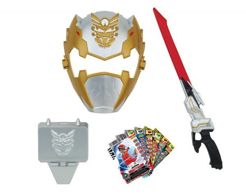 Power Rangers Megaforce Robo Knight Training Gear Roleplay Toy