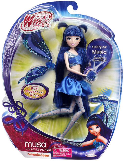 Winx Club Musa 11.5-Inch Doll [Believix Power]