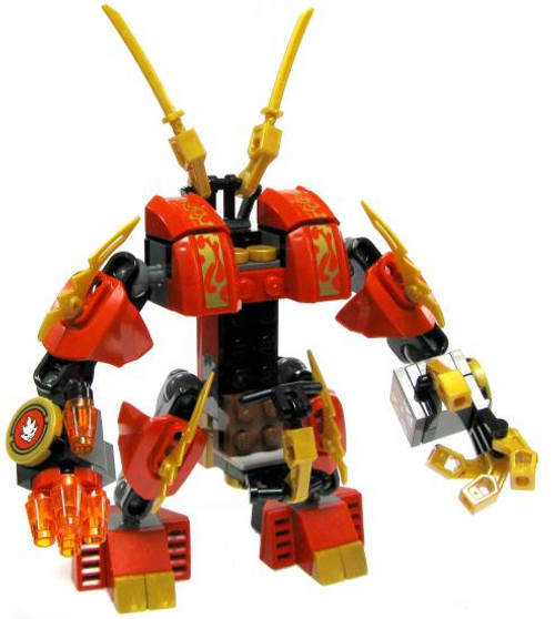 LEGO Ninjago Loose Fire Mech Set [Loose]