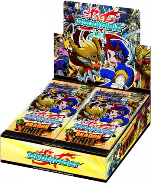 Future Card BuddyFight Dragon Chief Booster Box BFE-BT01