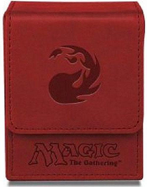 Ultra Pro MtG Premium Flip Red Mana Symbol Deck Box