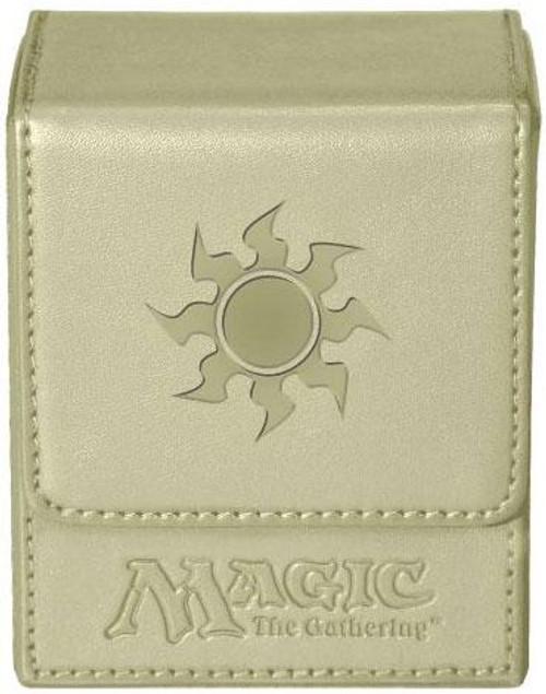 Ultra Pro MtG Premium Flip White Mana Symbol Deck Box