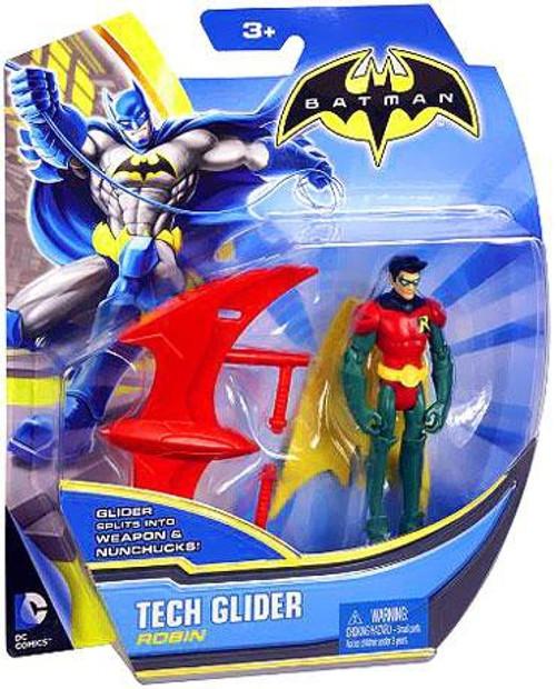 Batman Robin Action Figure [Tech Glider]