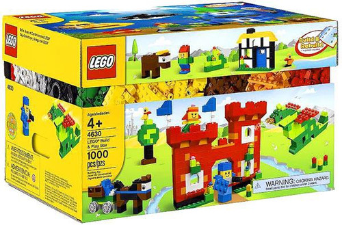 LEGO Build & Play Box Set #4630